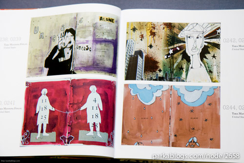 1,000 Artist Journal Pages: Personal Pages and Inspirations - 04