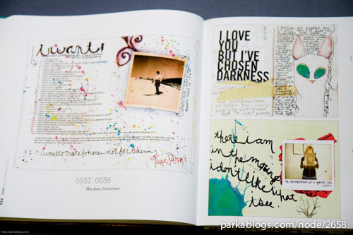 1,000 Artist Journal Pages: Personal Pages and Inspirations - 08