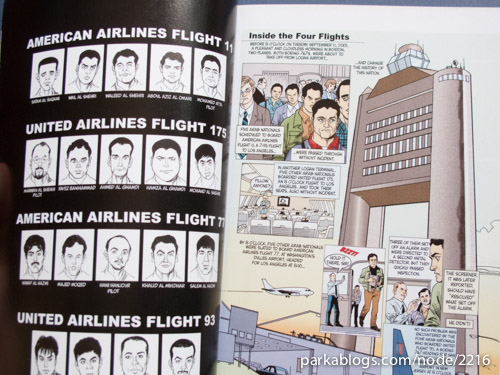 The 9/11 Report: A Graphic Adaptation - 01