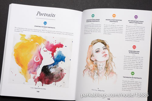 A Watercolour a Day: 365 Tips and Ideas for Improving Your Skills and Creativity - 16