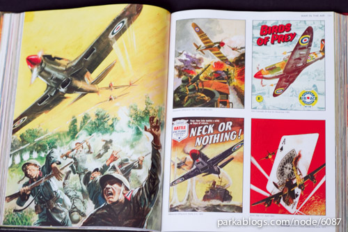 Aarrgghh!! It's War: The Best War Comic Cover Art from War, Battle, Air Ace and War at Sea Picture Libraries - 07