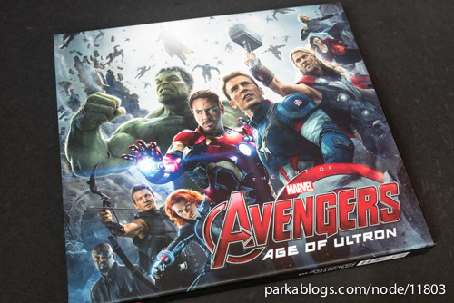 Marvel's Avengers: Age of Ultron: The Art of the Movie - 01