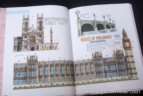 All the Buildings in London: That I've Drawn So Far - 03