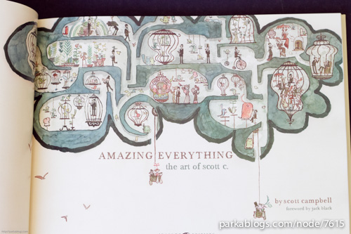 Amazing Everything: The Art of Scott Campbell - 03