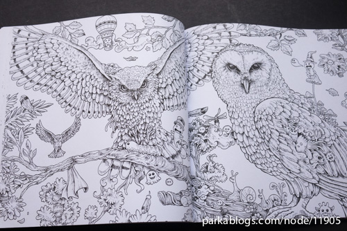 Animorphia Coloring Book Download Pdf Coloringprintable Pages