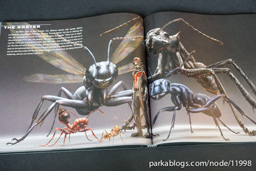 Marvel's Ant-Man: The Art of the Movie - 14
