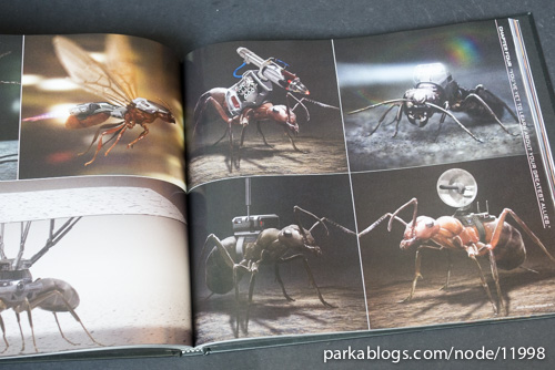 Marvel's Ant-Man: The Art of the Movie - 16