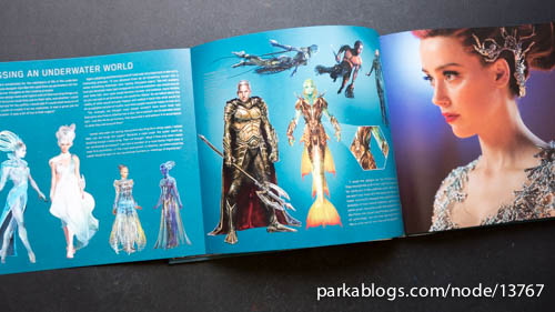 The Art and Making of Aquaman - 07