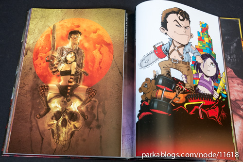 The Art of Army of Darkness - 13