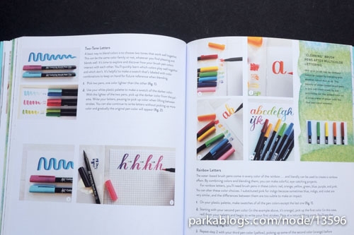 The Art of Brush Lettering: A Stroke-by-Stroke Guide to the Practice and Techniques of Creative Lettering and Calligraphy - 09