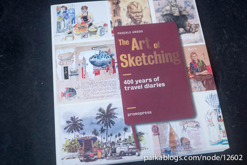 The Art of Sketching: 400 Years of Travel Diaries - 01