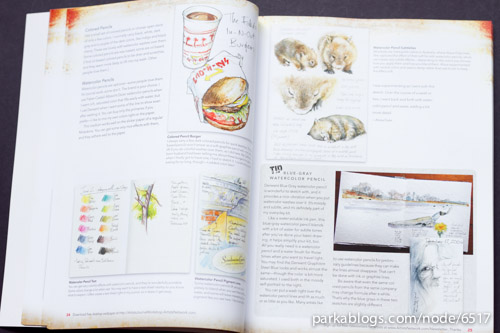 Artist's Journal Workshop: Creating Your Life in Words and Pictures - 02