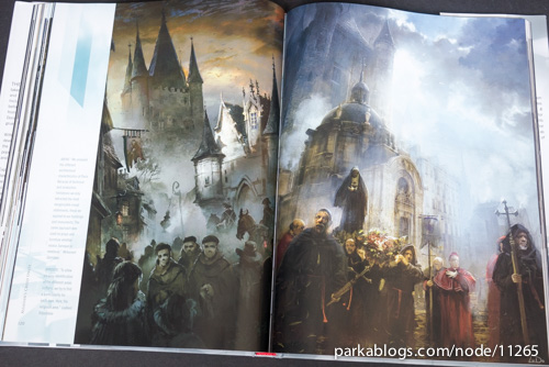 The Art of Assassin's Creed Unity - 13
