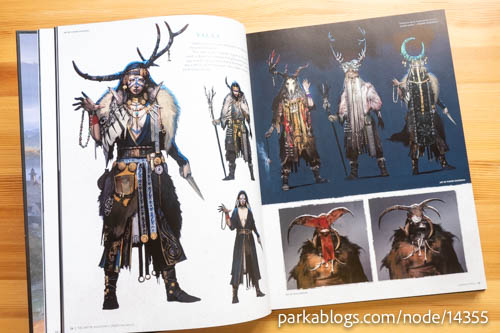 The Art of Assassin's Creed Valhalla - 04