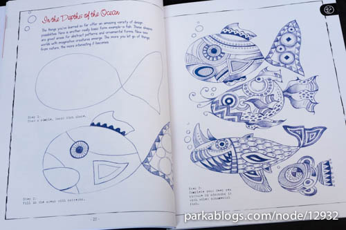 How to Draw with a Ballpoint Pen: Sketching Instruction, Creativity Starters, and Fantastic Things to Draw - 03