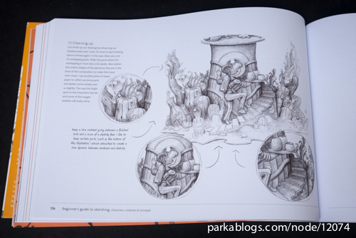 Beginner's Guide to Sketching: Characters, Creatures and Concepts - 10