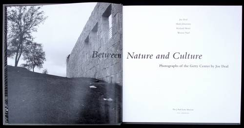 Between Nature and Culture: Photographs of the Getty Center by Joe Deal - 02