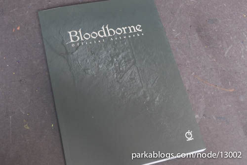 Bloodborne Official Artworks - 01