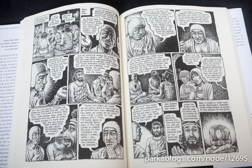 The Book of Genesis Illustrated by R. Crumb - 07