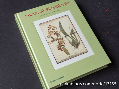 Botanical Sketchbooks - 01