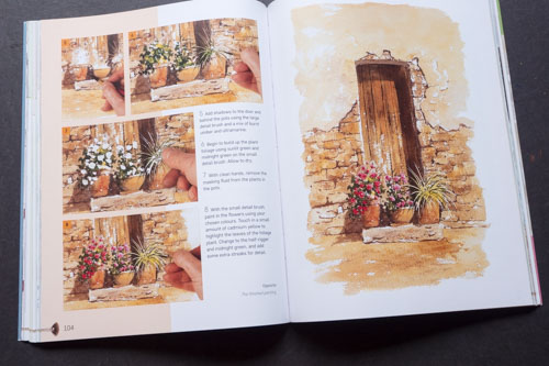Terry Harrison's Complete Brush with Watercolour - 10
