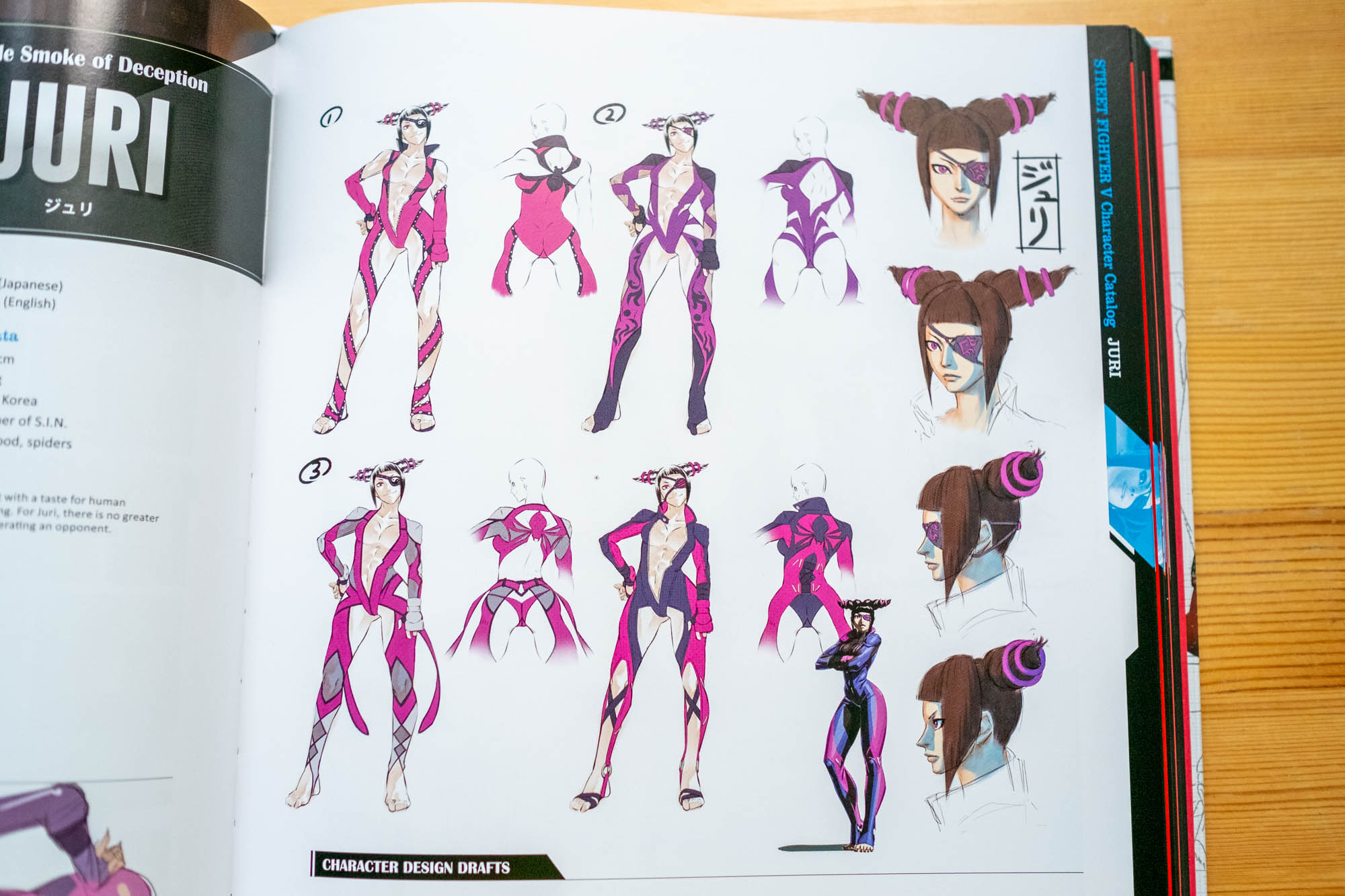 How To Make Capcom Fighting Characters: Street Fighter Character Design - 10