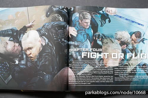Marvel's Captain America: The Winter Soldier: The Art of the Movie