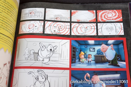 The Art of Captain Underpants The First Epic Movie - 14