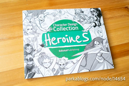 Character Design Collection: Heroines - 01
