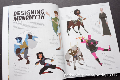 Character Design Quarterly 2 Pdf : Book review: cdq: character design quarterly volume 1 parka blogs