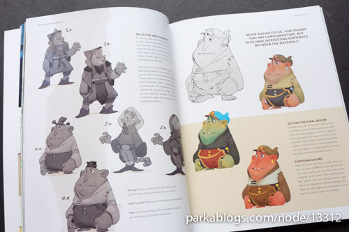 Cdq Character Design Quarterly : Book review cdq character design quarterly volume