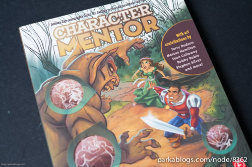 Character Mentor: Learn by Example to Use Expressions, Poses, and Staging to Bring Your Characters to Life - 01