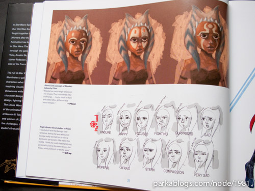 The Art of Star Wars: The Clone Wars - 03