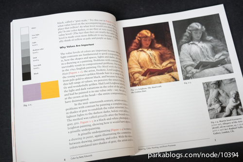 Book Review Color by Betty Edwards A Course in Mastering the Art