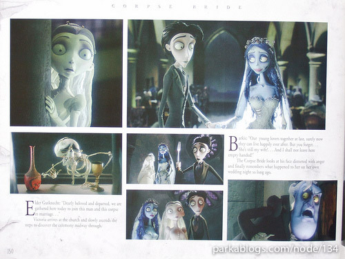 Tim Burton's Corpse Bride An Invitation to the Wedding - 03