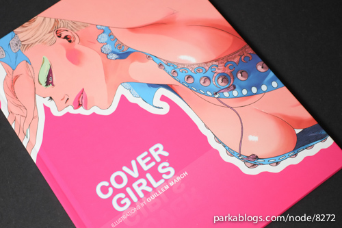 Cover Girls: Illustrations by Guillem March - 01