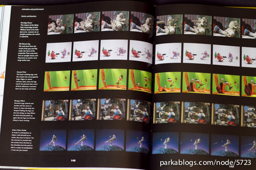 Cracking Animation: The Aardman Book of 3-D Animation - 08