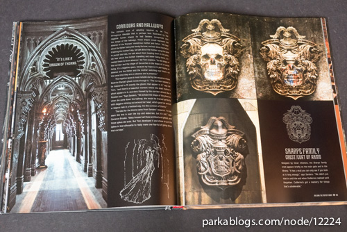 Crimson Peak: The Art of Darkness - 11