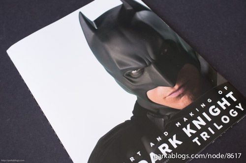 The Art and Making of The Dark Knight Trilogy - 01