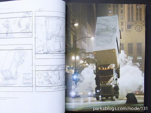 The Dark Knight: Featuring Production Art and Full Shooting Script - 03