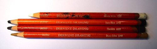 Derwent Drawing Pencils review - 03