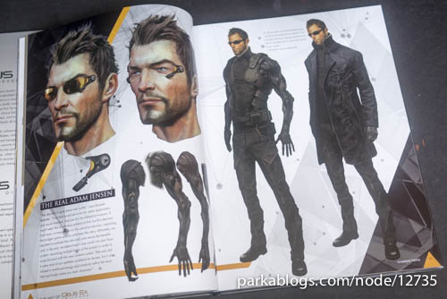 The Art of Deus Ex Universe - 03