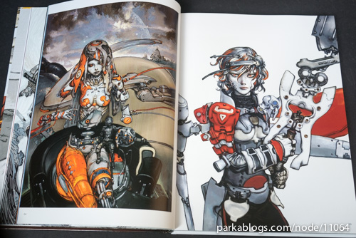 Dragon Girl and Monkey King: The Art of Katsuya Terada - 04