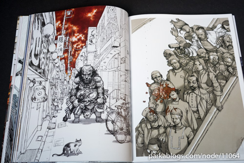 Dragon Girl and Monkey King: The Art of Katsuya Terada - 09