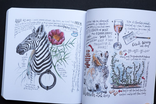 Draw Your Day: An Inspiring Guide to Keeping a Sketch Journal - 11