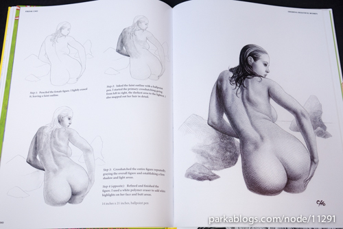 Book Review: Drawing Beautiful Women: The Frank Cho Method | Parka Blogs