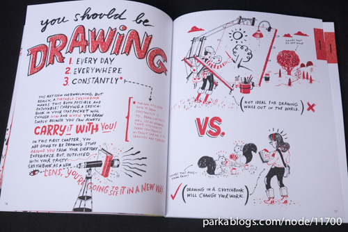 Drawing Is Magic: Discovering Yourself in a Sketchbook - 03