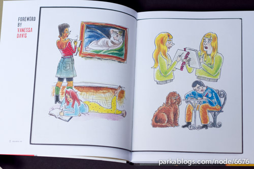 Drawn In: A Peek into the Inspiring Sketchbooks of 44 Fine Artists, Illustrators, Graphic Designers, and Cartoonists - 01