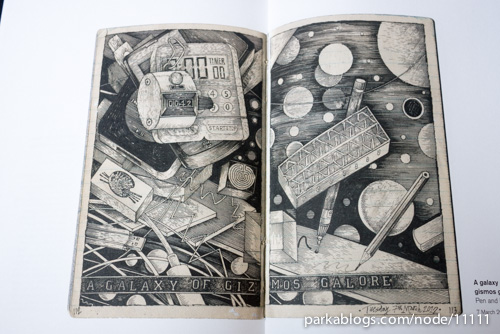 Drawn to Drawing by John Vernon Lord - 13