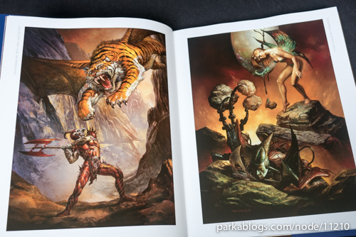 Boris Vallejo and Julie Bell: Dreamland - 03